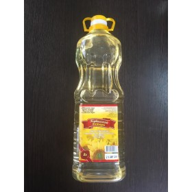Organic sunflower oil «Kuban amber»